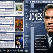 Tommy Lee Jones Collection – Set 1 (1975-1980) R1 Custom Cover