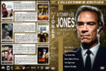 Tommy Lee Jones Collection – Set 2 (1981-1988) R1 Custom Cover