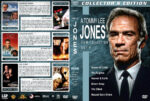 Tommy Lee Jones Collection – Set 4 (1993-1994) R1 Custom Cover