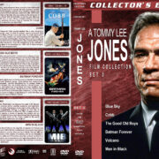 Tommy Lee Jones Collection – Set 5 (1994-1997) R1 Custom Cover