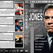Tommy Lee Jones Collection – Set 6 (1998-2003) R1 Custom Cover
