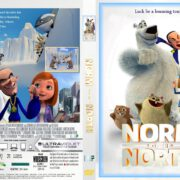 Norm Of The North (2016) R1 CUSTOM Cover