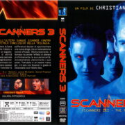 Scanners 3 (1992) Italian Cover