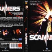 Scanners 2 (1991) R2 German Cover