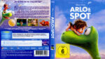 Arlo & Spot (2015) R2 German Blu-Ray Cover