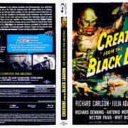 Der Schrecken vom Amazonas (1954) R2 German Blu-Ray Covers