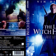 The Last Witch Hunter (2015) R2 German Blu-Ray Covers