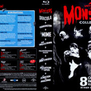Universal Monsters Collection (2012) R2 German Blu-Ray Covers