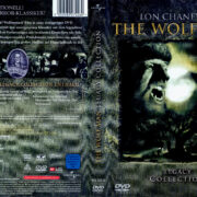 The Wolf Man Legacy Collection (2004) R2 German Cover