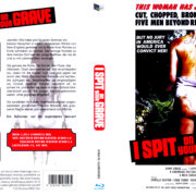 Ich spuck' auf dein Grab (1978) R2 German Blu-Ray Covers