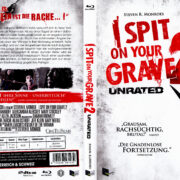 I Spit on Your Grave 2 (2013) R2 German Blu-Ray Cover