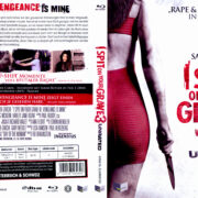 I Spit on Your Grave 3: Vengeance is Mine (2015) R2 German Blu-Ray Cover