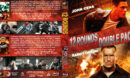 12 Rounds Double Feature (2009/2013) R1 Custom Blu-Ray Cover