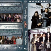 The Addams Family Double Feature (1991/1993) R1 Custom Blu-Ray Covers