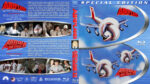 Airplane Double Feature (1980/1982) R1 Custom Blu-Ray Cover