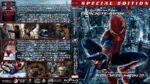 The Amazing Spider-Man Double Feature (2012/2014) R1 Custom Blu-Ray Covers