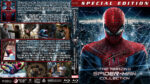 The Amazing Spider-Man Collection (2012/2014) R1 Custom Blu-Ray Cover