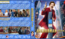 Anchorman Collection (2004/2013) R1 Custom Blu-Ray Cover