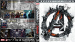 The Avengers Collection (2012/2015) R1 Custom Blu-Ray Covers