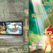 Bambi Double Feature (1942/2006) R1 Custom Blu-Ray Cover