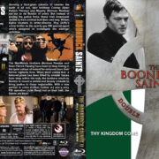 The Boondock Saints Double Feature (1999/2009) R1 Custom Blu-Ray Cover