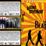 The Beatles Double Feature (1954/1965) R1 Custom Blu-Ray Cover