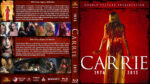 Carrie Double Feature (1976-2013) R1 Custom Blu-Ray Cover