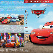 Cars Double Feature (2006-2011) R1 Custom Blu-Ray Cover