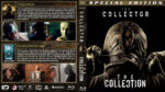 The Collector / The Collection Double Feature (2009-2012) R1 Custom Blu-Ray Cover