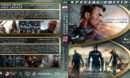 Captain America Double Feature (2011-2014) R1 Custom Blu-Ray Covers