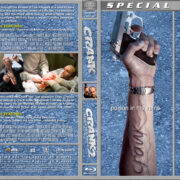 Crank Double Feature (2006-2009) R1 Custom Blu-Ray Cover