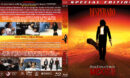 Desperado / Once Upon a Time in Mexico Double Feature (1995-2003) R1 Custom Blu-Ray Cover