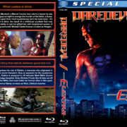 Daredevil / Electra Double Feature (2003-2005) R1 Custom Blu-Ray Cover