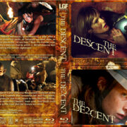 The Descent Double Feature (2005-2009) R1 Custom Blu-Ray Cover