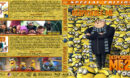 Despicable Me Double Feature (2010-2013) R1 Custom Blu-Ray Cover