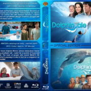 Dolphin Tale Double Feature (2011-2013) R1 Custom Blu-Ray Cover