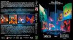 Fantasia Double Feature (1946-1999) R1 Custom Blu-Ray Cover
