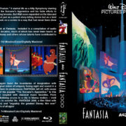 Fantasia Double Feature (1946-1999) R1 Custom Blu-Ray Cover