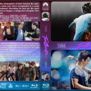 Footloose Double Feature (1984-2011) R1 Custom Blu-Ray Cover