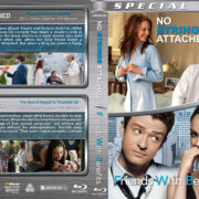 No Strings Attached / Friends with Benefits Double Feature (2011) R1 Custom Blu-Ray Cover