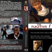 The Fugitive / U.S. Marshals Double Feature (1993-1998) R1 Custom Blu-Ray Cover