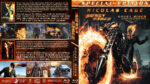 Ghost Rider Double Feature (2007-2011) R1 Custom Blu-Ray Cover