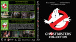 Ghostbusters Collection (1984-1989) R1 Custom Blu-Ray Cover