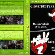 Ghostbusters Double Feature (1984-1989) R1 Custom Blu-Ray Covers