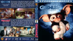 Gremlins Double Feature (1984-1990) R1 Custom Blu-Ray Cover