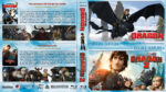 How to Train Your Dragon Double Feature (2010-2014) R1 Custom Blu-Ray Cover