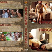 The Hangover Double Feature (2009-2011) R1 Custom Blu-Ray Cover
