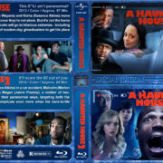 A Haunted House Double Feature (2013-2014) R1 Custom Blu-Ray Cover