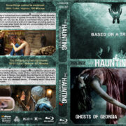 The Haunting in Connecticut Double Feature (2009-2013) R1 Custom Blu-Ray Cover