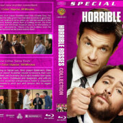 Horrible Bosses Collection (2011-2014) R1 Custom Blu-Ray Cover